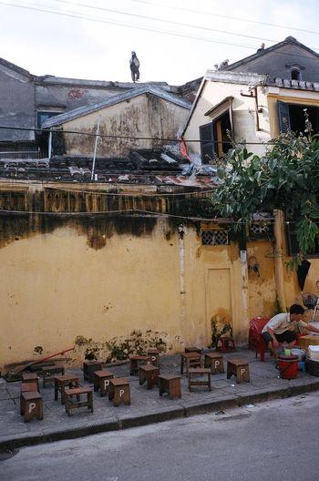 Kodak Portra 35mm Film Film Streetphotography Hoi An Vietnam Traveling