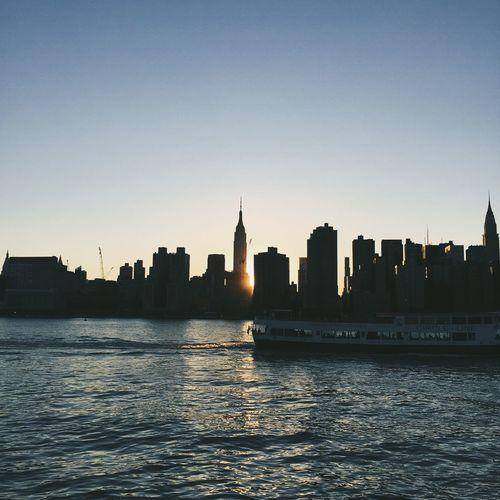 New York City. City Urban Skyline Travel Destinations