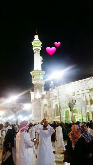 الحرم راحه عمره رمضان الحمد لله حمداً كثيراً يشرح به القلب ويرضيه 🌸.