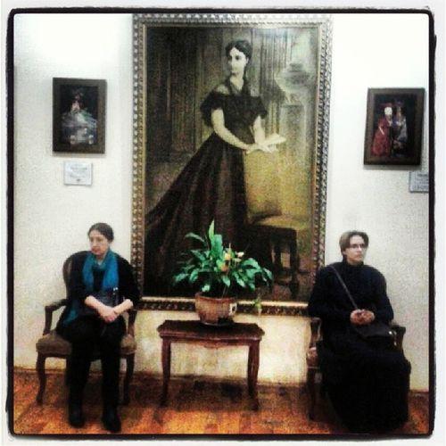 геликон портрет женщины Москва россия instarussia instamoscow moscow_life opera theater theatre