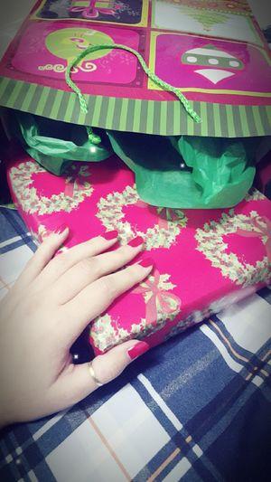 Human Hand Nail Polish Fingernail Gift Christmas Gift Excited Ramdomclick