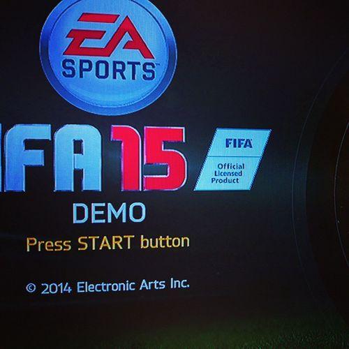 تصويري  تصميمي فيفا انستقرام FIFA FIFA_15 DEMO INSTAGRAM