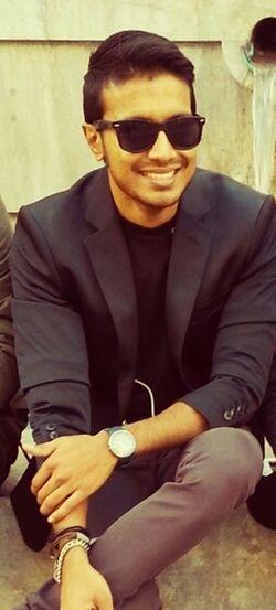 It's Me! Safzwan