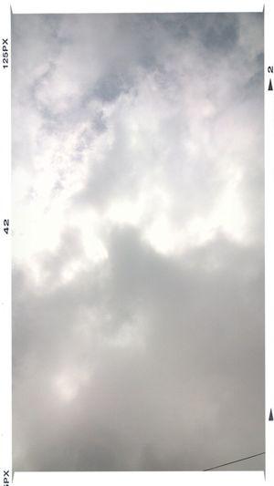 parece que va a llover jajajaja