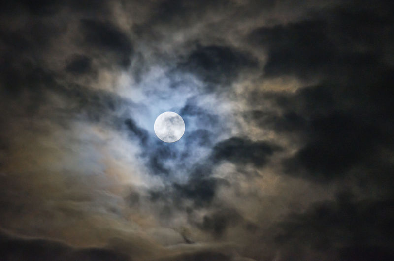 Moon Cloud -