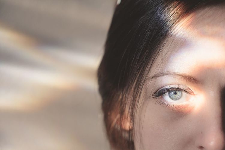 Self involved series Self Portrait Female ThatsMe Eye Close-up Light Women Around The World Light And Shadow Fujifilm Women Around The World Premium Collection Premium Fujifilm_xseries The Portraitist - 2017 EyeEm Awards
