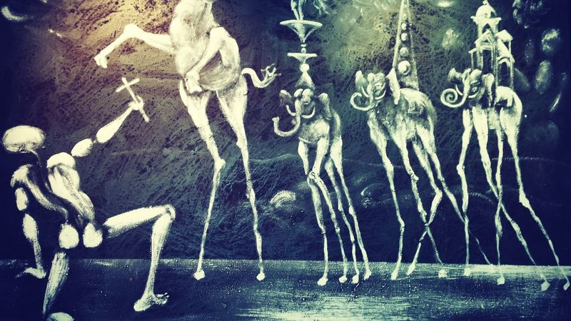 Surréaliste -Dali -_- Exposition sureality Dada Life