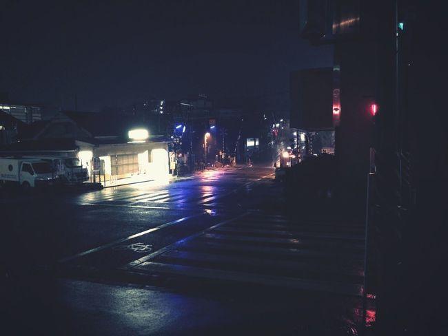 Rain 雨 靄