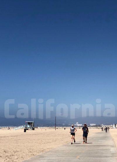 Enjoy your day Beach Life Is A Beach Beach Photography Beach Sky Clear Sky Nature Adult People