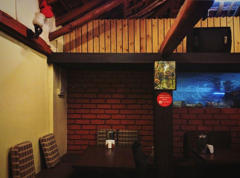 Illuminated Bar - Drink Establishment Restaurant Architecture No People Indoors  Pub Dine Dinner Pune