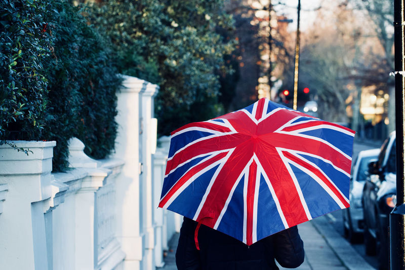 Union Jack Umbrella British Culture British Weather LONDON❤ London London Lifestyle Rain Rainy Days Union Jack Umbrella United Kingdom Weather Winter Climate Flag Multi Colored Outdoors Pavement People People And Places People Photography Street Streetphotography Uk Union Jack Union Jack Flag Weather Shades Of Winter 10