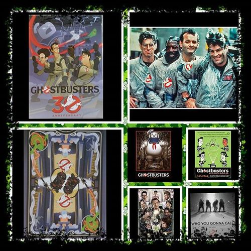 Loooove my Ghostbusters playing cards!! 😍😁👻30thanniversary June82014 June81984 Childhoodmemories Geekfuel