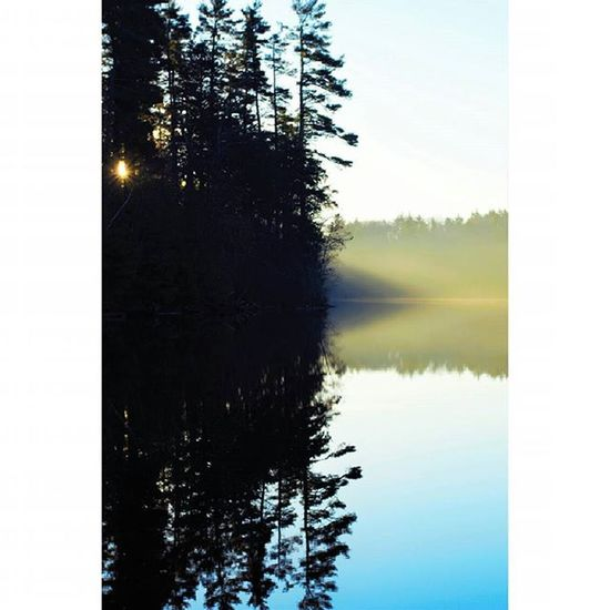 saco river sunrise 🌅 SacoRiver Maine Nikon Sunrise