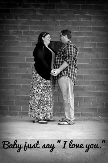 Engagment Photo Quick Shoot Black And White Gloomy Weather Trying Out Something New.