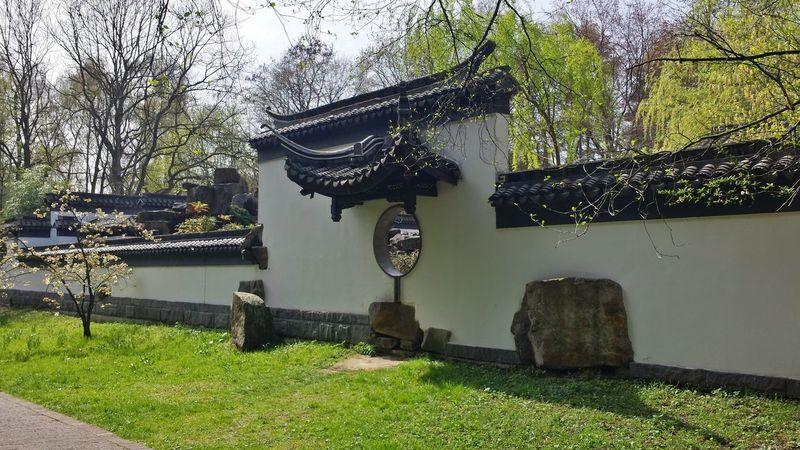Chinagarten Ruhe Und Stille