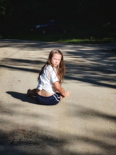 Middle of the road tantrum Middle Of The Road Dirt Road Dirt Tantrum Tween Moody Pissed Off -__- Grumpy Making A Statement  Defiance EyeEm EyeEm Best Shots EyeEm Gallery EyeEm ready Eyeemphotography EyeEmBestPics Life Addicted To Photography Screaming Sorrow Fear This is Natural Beauty EyeEm Outdoors Stages Outdoor Photography Blond Hair Child Full Length Childhood Beach Sitting Shadow Sand Water Girls Sand Dune Desert Lakeside Atmospheric Drought Joint - Body Part Namib Desert Marram Grass 2018 In One Photograph My Best Photo