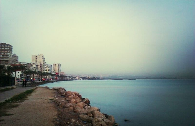 tyre beach Dubaicity Lebanon In Photos
