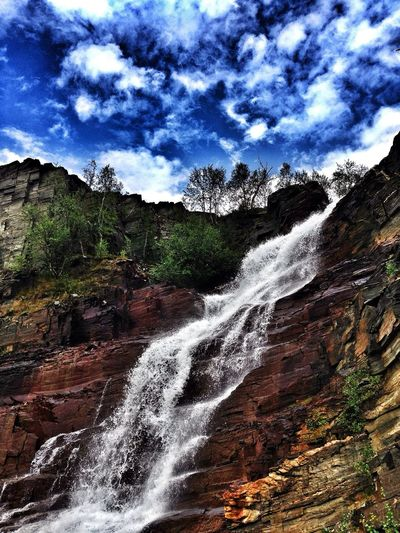 Waterfall Water Falls Water_collection Norway