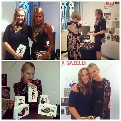 It was a very special, unforgettable day in my carrier and in my life. Thank you all! Dreamscometrue Voguetalents ADR AnnaWintour karolinakurkova uraniagazelli mfw vfno ss14 feelingblessed fashionistas gurus
