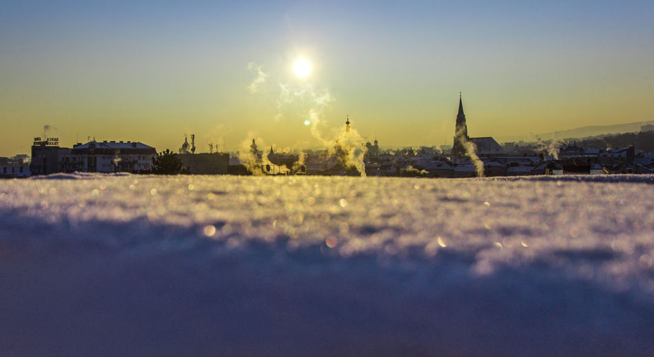 Winter mornings