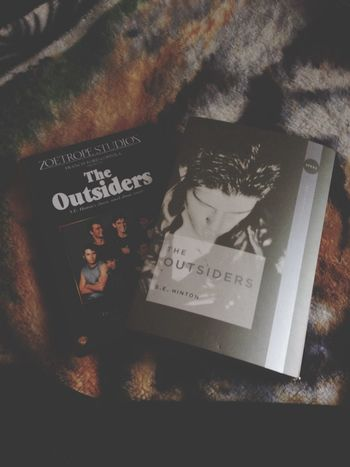 love the movie & the book. Outsiders  Bestmovie Bestbook