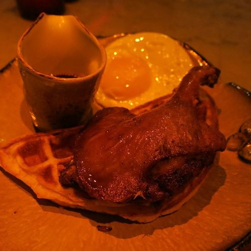 What a duck Herontower London Duckandwaffle