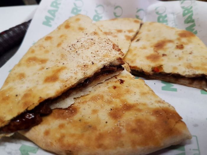 Nutella naan. Odd but delicious combination. EyeEmNewHere Food And Drink Indoors  Close-up Food Nutella Naanbread Foodie Freshness First Eyeem Photo