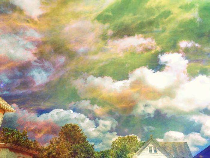 #CloudPorn NEM Submissions NEM Mood NEM Painterly Ultra Color NEM GoodKarma Mob Fiction Cloudporn NEM Clouds