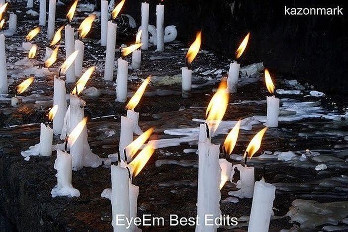 EyeEm Best Edits shot of the day EyeEm Best Edits EyeEm Best Shots Candle Candlelight