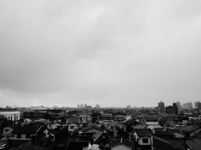 Monochrome Goodmorning :) Skylovers My City