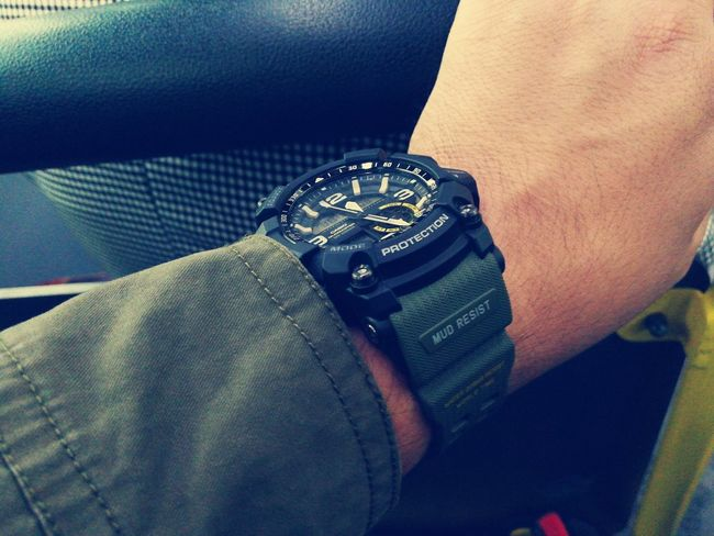 Casio Casiowatches G-shock Mudmaster