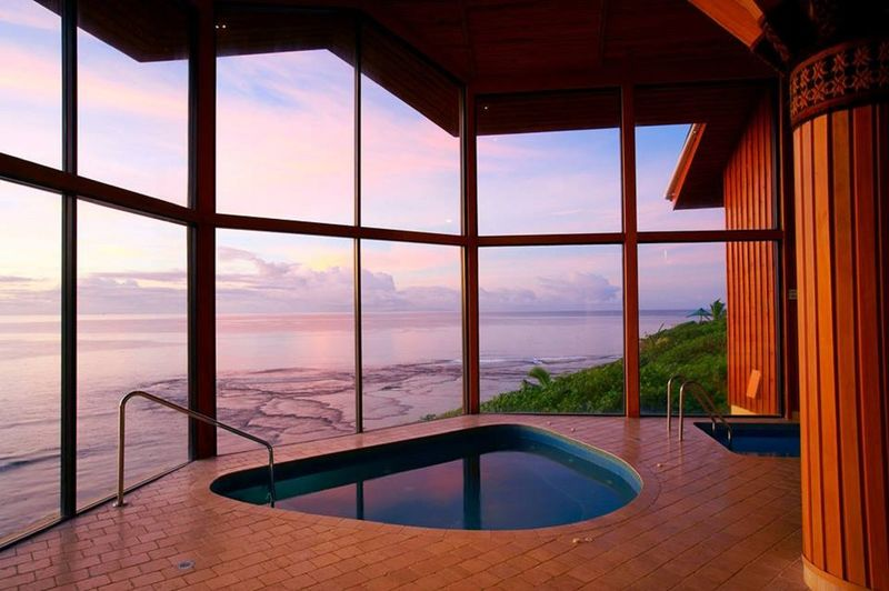 Architecture Beauty In Nature Cityscape Day Home Interior Home Showcase Interior Horizon Over Water Indoors  Luxury Modern Nature No People Scenics Sea Sky Sliding Door Water Wealth Window