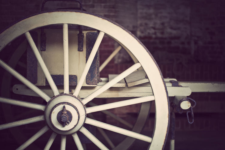 View of wheel
