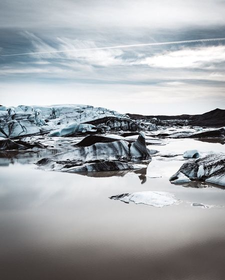 Winter Ice Frozen Beauty In Nature Tranquility Iceberg Glacier Iceland Nature Nature_collection Landscape Landscape_Collection Perspectives On Nature Fine Art Beauty In Nature Natural Beauty Landscape_photography EyeEm Nature Lover Nature Photography Patterns In Nature Water EyeEm Best Shots