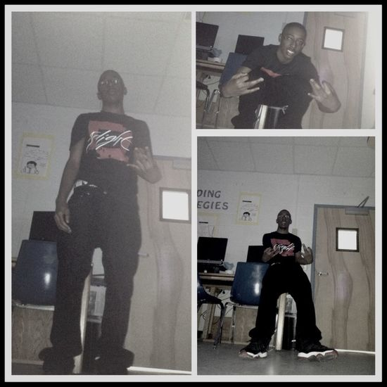 Cooling In ILT On Some Fly Shit Only Type Of Shit