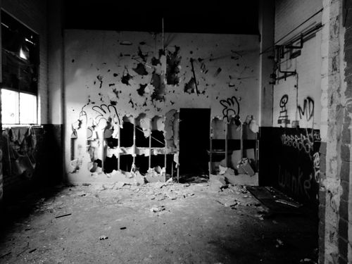 Subjectless. Abandoned Indoors  Dirty Rotting No People Destruction Industrial Neglected Abandoned Buildings Chair Old Ruin Hospital Built Structure Domestic Room Architecture Day