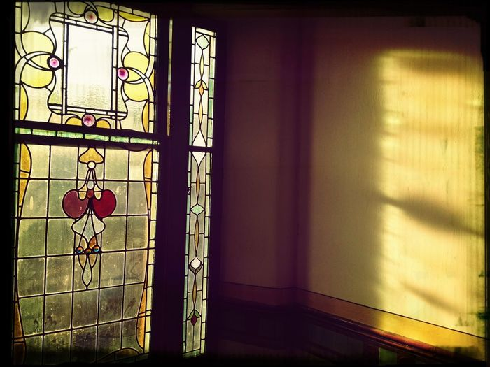 Stained Glass Arcitecture Window Colors