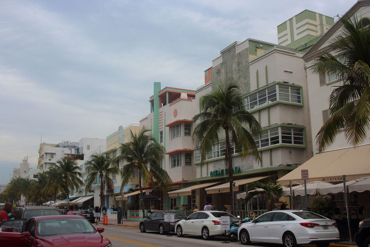 Architecture Art Deco Art Deco Architecture City Citylife EyeEm City Photography Florida Lifestyle Miami Beach Road Street Tropical Climate