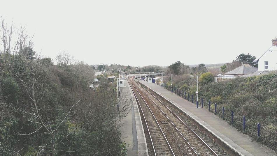 Great Western Railway Railway Line Bridge Travel