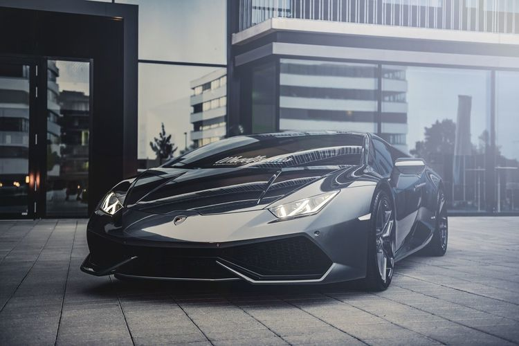 Lamborghini Huracan Architecture Building Exterior Built Structure Car City Day Huracan  Lamborghini Land Vehicle Luxury Mode Of Transport Modern No People Outdoors Transportation