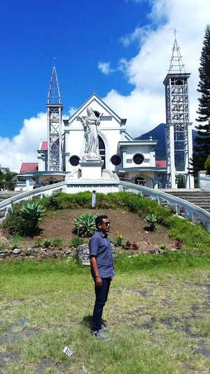 Gareja Katedral Ruteng Flores NUSA_TENGGARA_TIMUR INDONESIA Gilatapaleuk Gellephoto NTT Lke4like