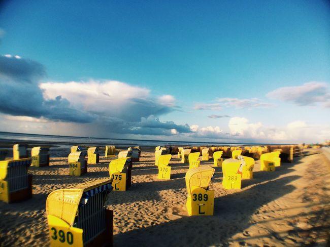 Beach Ocean Relaxing Enjoying Life