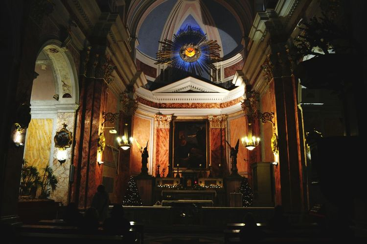 Hello World ✌ Church Franciscan Beautiful Pleace Angel Altar Izrael Holy Land Telaviv Yafo Traveling Eye4photography  Art Light