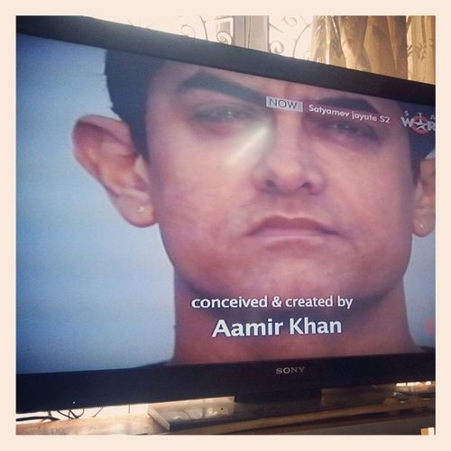 Watching SatyamevaJayate Season2 Starworld Aamirkhan