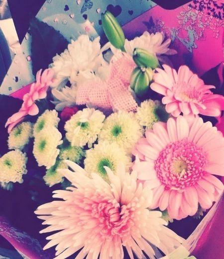 Flowers Bonne Fête Maman