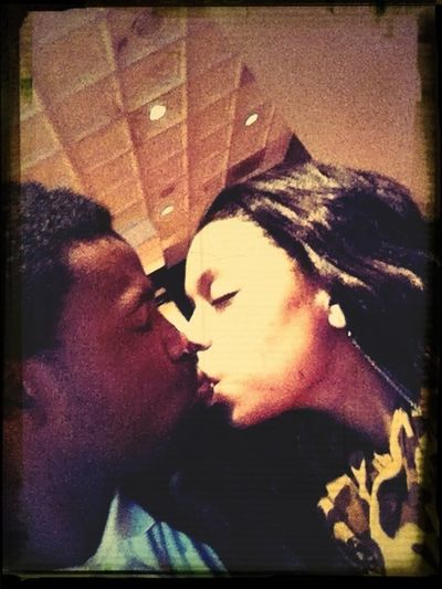 His Kisses Get Me Right Where I Need To Be