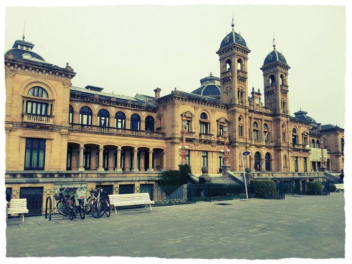 Architecture San Sebastián City.