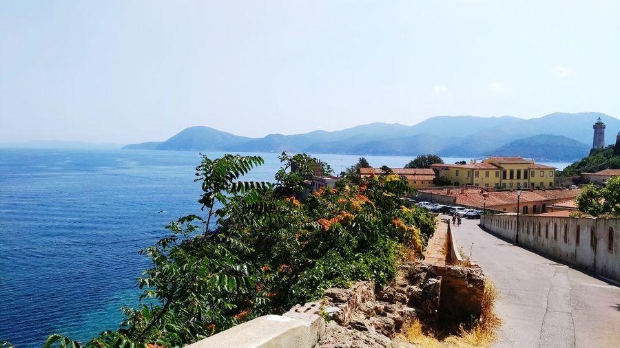 Море. Италия