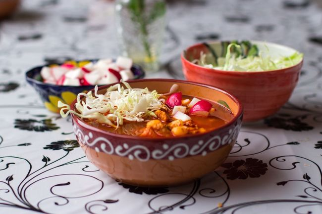 Pozole. Pozole Mexico Cocina Mexicana Food Porn Mexican Cuisine Yummy Delicious