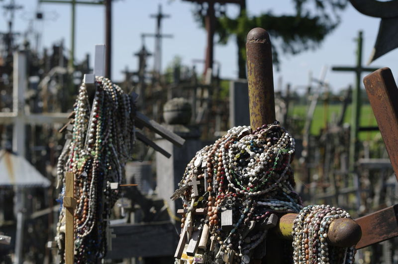 Focus On Foreground Day No People Outdoors Nature Sunlight Close-up Large Group Of Objects Metal Hanging Sunny Animal Transportation Art And Craft Abundance For Sale Mode Of Transportation Creativity Fishing Industry